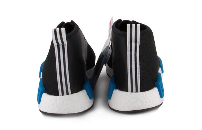 Porter x adidas NMD Chukka Black Blue CP9718 Buy New Sneakers Trainers FOR Man Women in UK Europe EU Germany DE 09