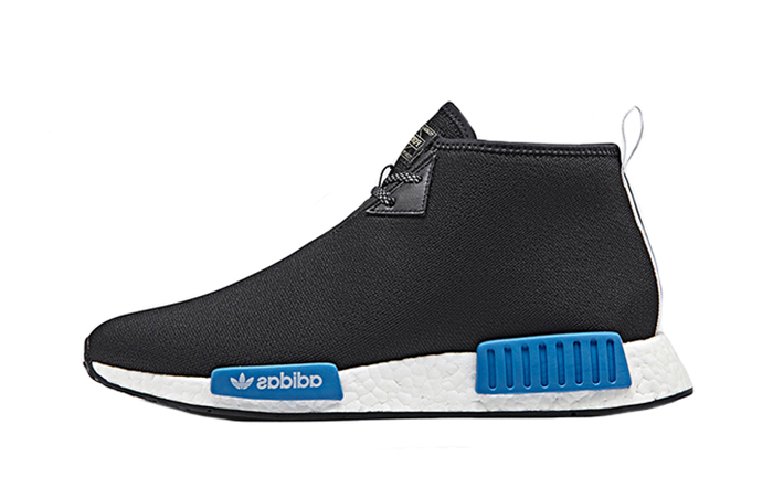the best attitude db6c9 0e165 Porter x adidas NMD Chukka Black Blue CP9718 Buy New Sneakers Trainers FOR  Man Women in ...