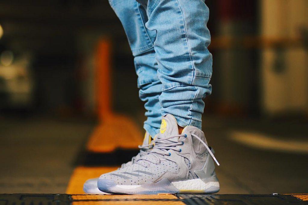 832527a17dcf Sneakersnstuff x adidas Consortium D Rose 7 PK – £95