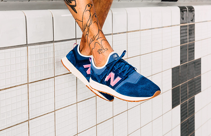Titolo x New Balance 247 Deep Into The Blue MRL247TI Buy New Sneakers Trainers FOR Man Women in UK Europe EU Germany DE 01