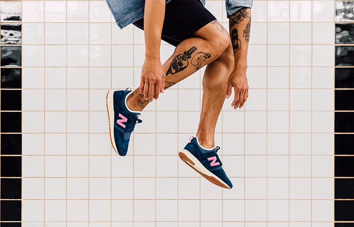 Titolo x New Balance 247 Deep Into The Blue MRL247TI Buy New Sneakers Trainers FOR Man Women in UK Europe EU Germany DE 04