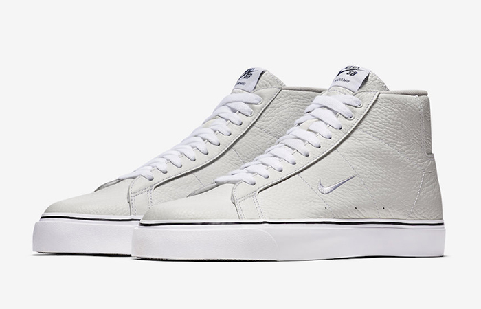 WKND x Nike SB Blazer Mid White 917755-114 03