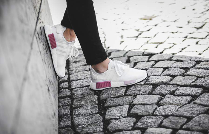 adidas NMD R1 Icey Pink BY9952 Buy New Sneakers Trainers FOR Man Women in UK Europe EU 013