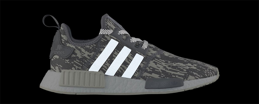 a93cd83c66679 adidas NMD R1 Linen Camo is the Perfect Summer Shoe – Fastsole