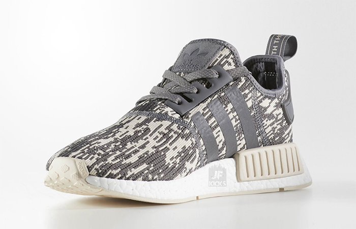 adidas NMD R1 Linen Camo is the Perfect Summer Shoe FT