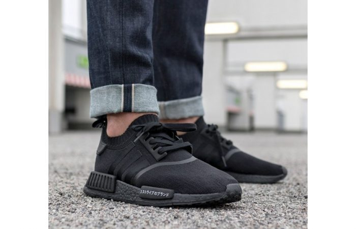 adidas NMD R1 Primeknit Black Japan Boost BZ0220 Buy New Sneakers Trainers FOR Man Women in UK Europe EU Germany DE 018