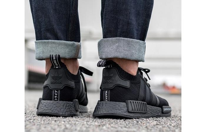 adidas NMD R1 Primeknit Black Japan Boost BZ0220 Buy New Sneakers Trainers FOR Man Women in UK Europe EU Germany DE 019
