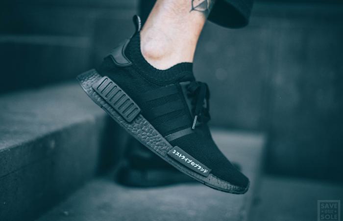 adidas NMD R1 Primeknit Black Japan Boost BZ0220 Buy New Sneakers Trainers FOR Man Women in UK Europe EU Germany DE 09