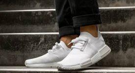 adidas NMD R1 Primeknit White Japan Boost BZ0221 Buy New Sneakers Trainers FOR Man Women in UK Europe EU Germany DE 010