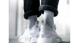 adidas NMD R1 Primeknit White Japan Boost BZ0221 Buy New Sneakers Trainers FOR Man Women in UK Europe EU Germany DE 014