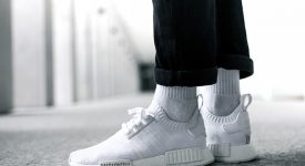 adidas NMD R1 Primeknit White Japan Boost BZ0221 Buy New Sneakers Trainers FOR Man Women in UK Europe EU Germany DE 015