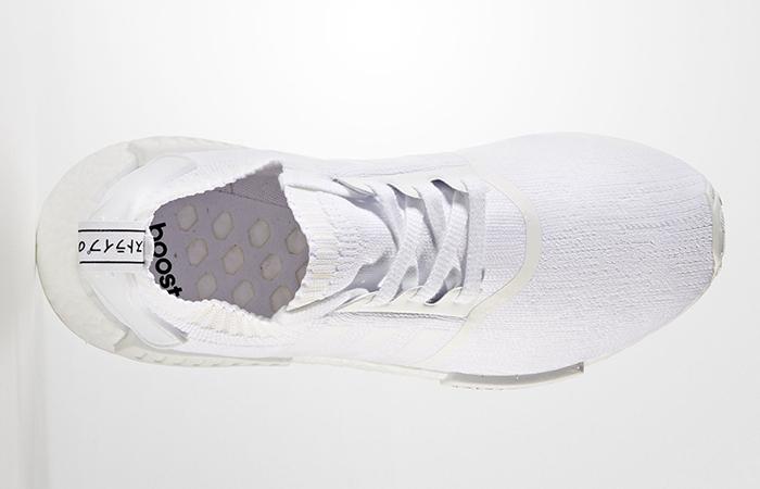 adidas NMD R1 Primeknit White Japan Boost BZ0221 Buy New Sneakers Trainers FOR Man Women in UK Europe EU Germany DE 03