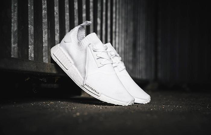 adidas NMD R1 Primeknit White Japan Boost BZ0221 Buy New Sneakers Trainers FOR Man Women in UK Europe EU Germany DE 07