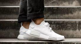 adidas NMD R1 Primeknit White Japan Boost BZ0221 Buy New Sneakers Trainers FOR Man Women in UK Europe EU Germany DE 09