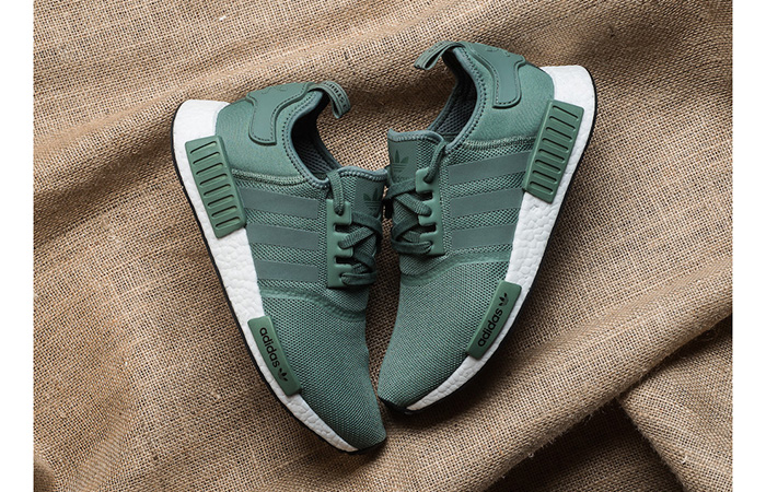 adidas NMD R1 Trace Green BY9692 a 09