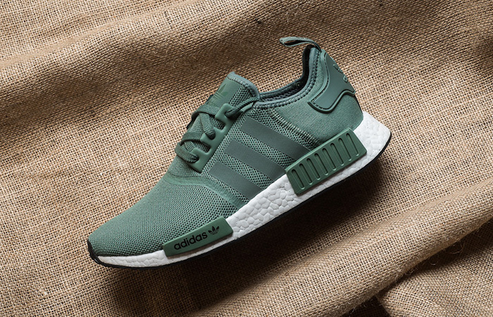 adidas NMD R1 Trace Green BY9692 a 10