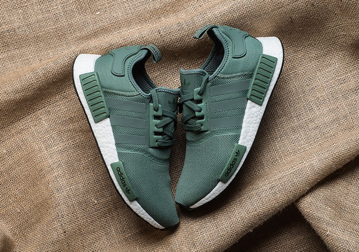 adidas NMD R1 Trace Green Release Date FT