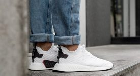 adidas NMD R2 White Black BY3015 Buy New Sneakers Trainers FOR Man Women in UK Europe EU Germany DE 01