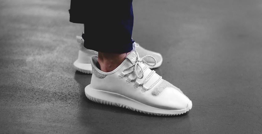 adidas Tubular Shadow Crystal White – £59