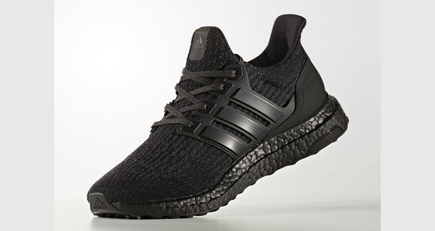 253183c32d5b8 adidas Ultra Boost 3.0 Triple Black Release Date CG3038 Buy New Sneakers  Trainers FOR Man Women