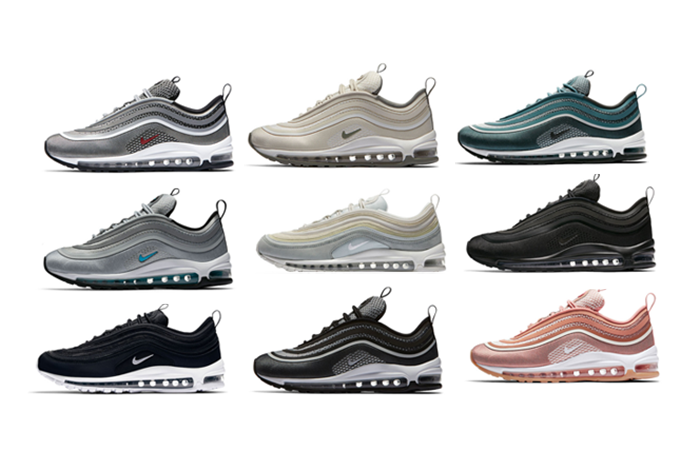 12+ Nike Unveils Air Max 97 Releasing This August FT