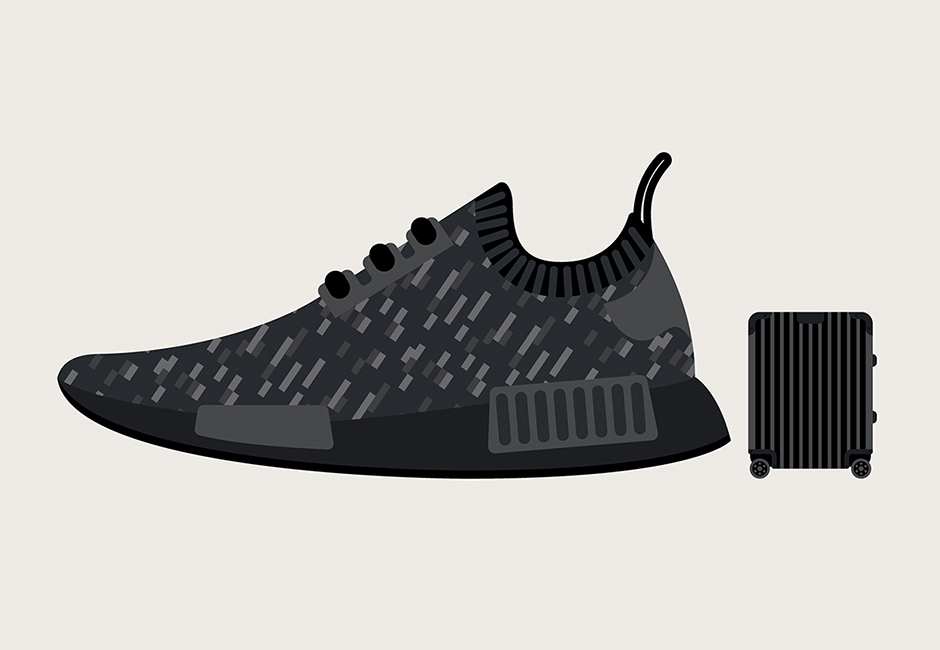 14e59a4d1 15 Rare Illustrated NMD for the Fans – Fastsole