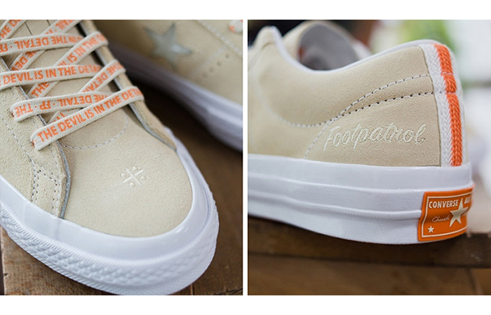 0cf0d8b52280 ... Converse x Footpatrol One Star Jewels of Soho 158895c 02 ...
