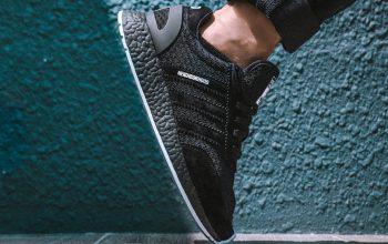 Neighborhood x adidas Iniki Runner Black