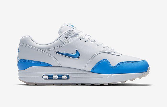 Max 1 Nike Jewel Blue White Air 6gvIYb7yf