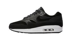 Nike Air Max 1 Premium Black 875844-001 Buy New Sneakers Trainers FOR Man Women in UK Europe EU 05