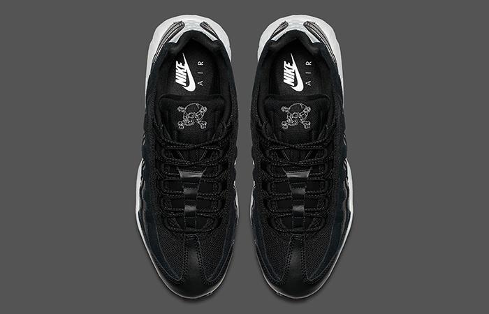 Nike Air Max 95 Rebel Skulls 02