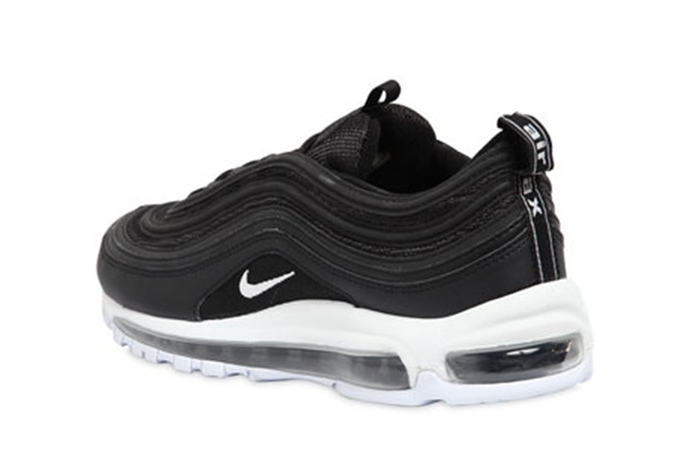 Nike Air Max 97 Black White 921826-001 02