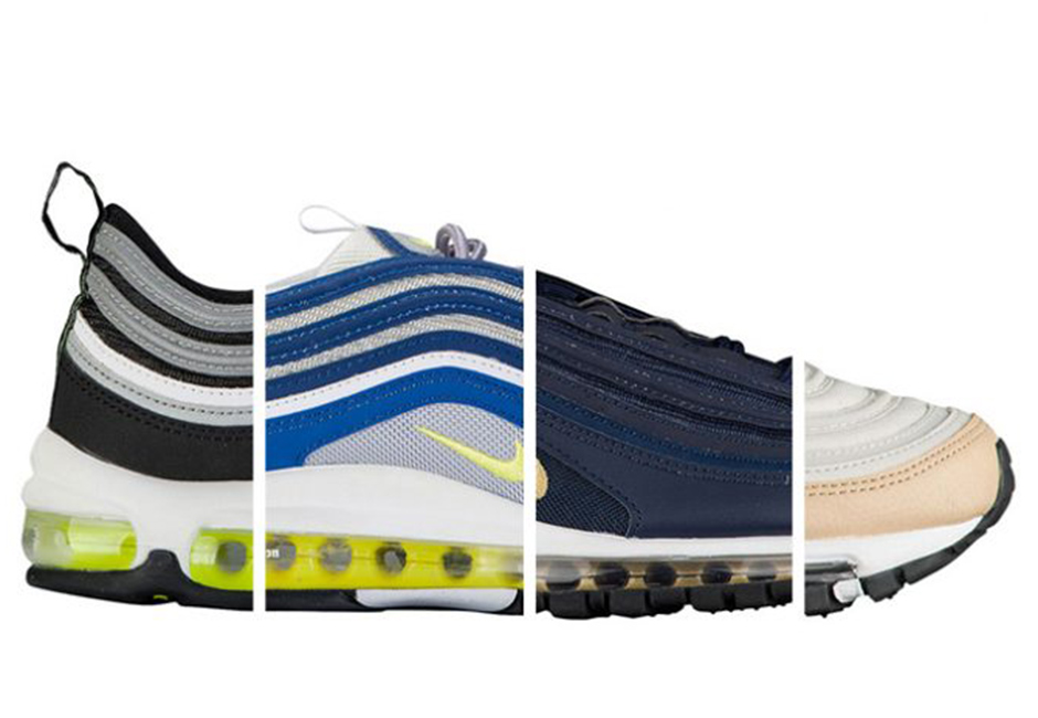 3dca290196 Nike Air Max 97 Lineup for 2017 – Fastsole
