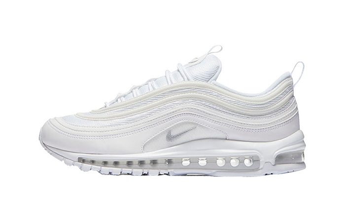 Nike Air Max 97 Triple White – Fastsole
