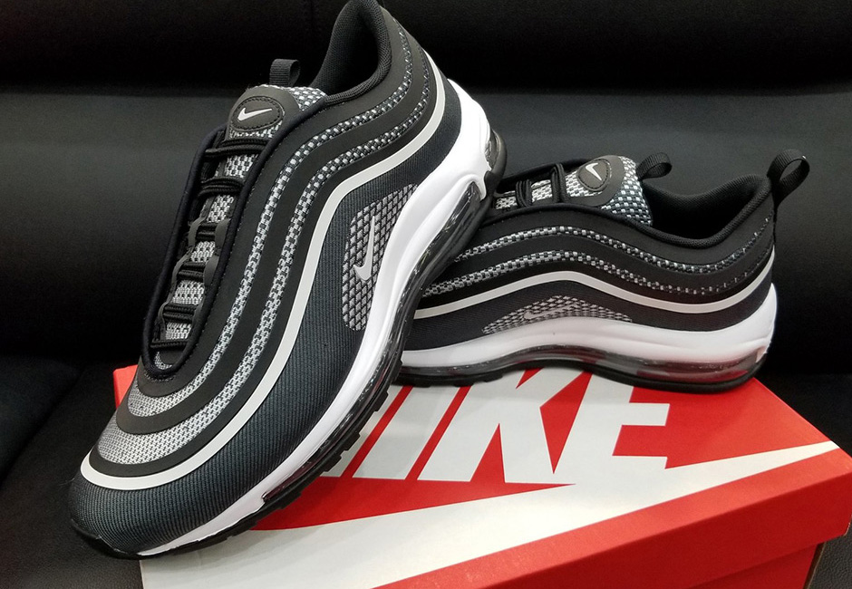Nike Air Max 97 Ultra 17 Black White Release Date Fastsole