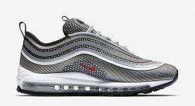 Nike Air Max 97 Ultra 17 Silver Bullet 917704-002 06
