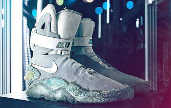 Nike Mags OG From Back To The Future II Auction
