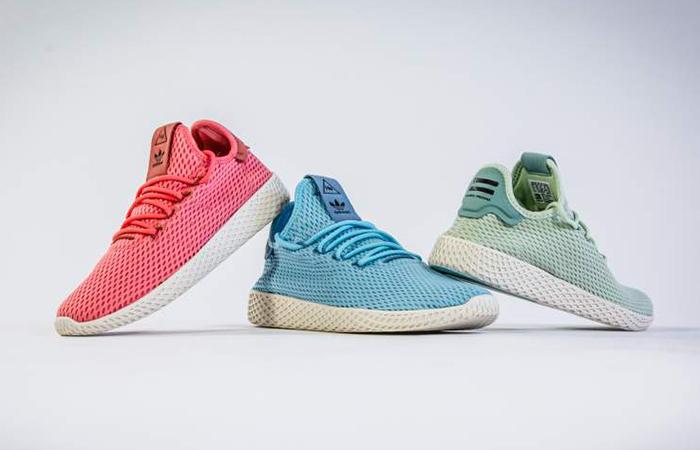 Pharrell x adidas Tennis Hu Green CP9765 Buy adidas NMD Nike Jordan VoporMax Sneakers Trainers in UK EU DE Europe Germany for Man & Women FastSole 02