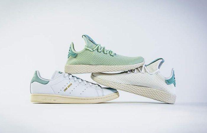 Pharrell x adidas Tennis Hu Green CP9765 Buy adidas NMD Nike Jordan VoporMax Sneakers Trainers in UK EU DE Europe Germany for Man & Women FastSole 04