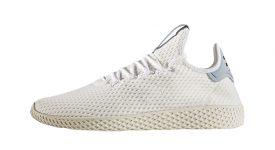 Pharrell x adidas Tennis Hu White Blue BY8718 Buy adidas NMD Nike Jordan VoporMax Sneakers Trainers in UK EU DE Europe Germany for Man & Women FastSole 01