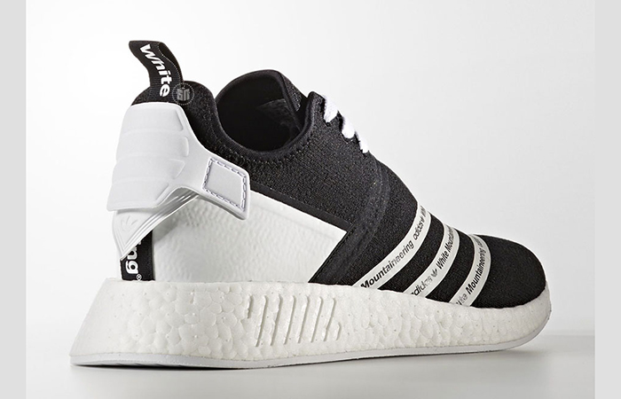 949fa64202a3a White Mountaineering adidas NMD R2 Black – Fastsole