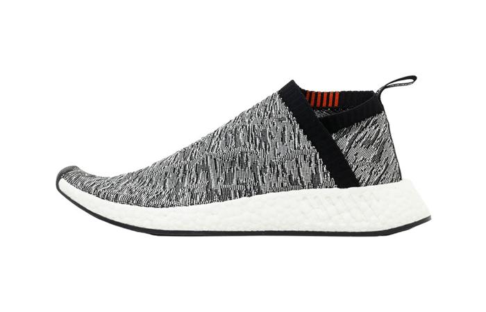 800d3ef278271 adidas NMD CS2 Black Grey Glitch BZ0515 04 ...