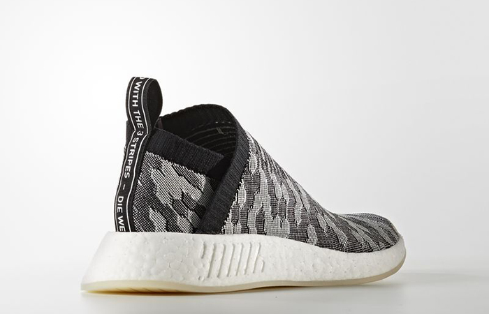 3139c9ce89bed ... adidas NMD CS2 PK W Black Grey Glitch BY9312 01