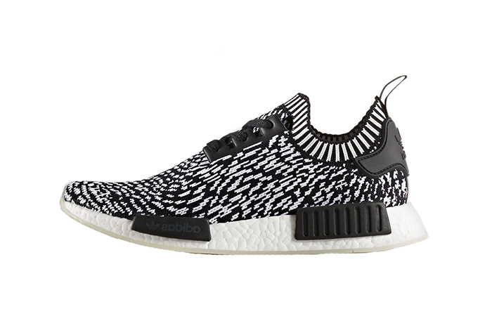 adidas NMD R1 Zebra Pack Black BY3013 04