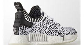adidas NMD R1 Zebra Pack White BZ0219 01