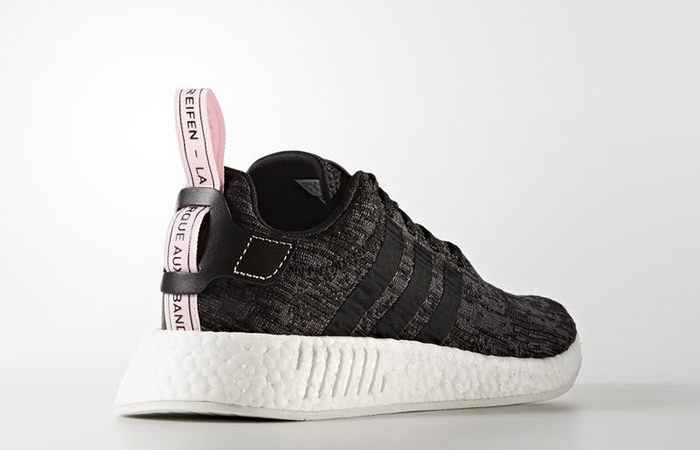 buy popular c451c dd6e9 adidas NMD R2 Black Glitch