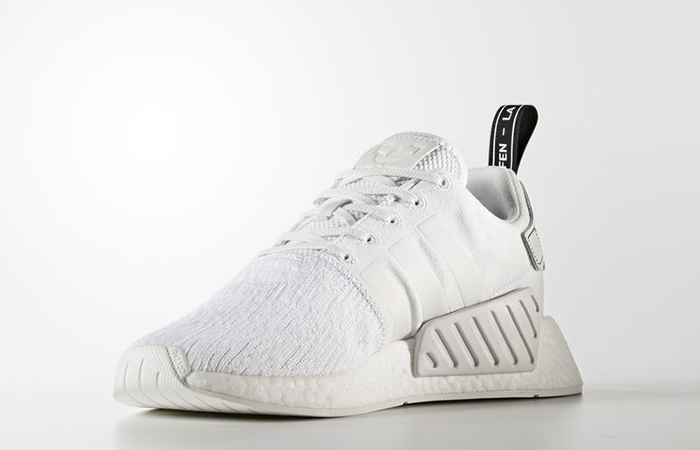 Adidas NMD R1 Primeknit Winter Wool (#769925) from Sneakerhaul