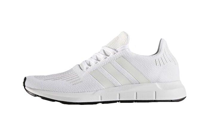 1a00edcb832fd adidas Swift Run White CG4112 Buy New Sneakers Trainers FOR Man Women in UK  Europe EU ...