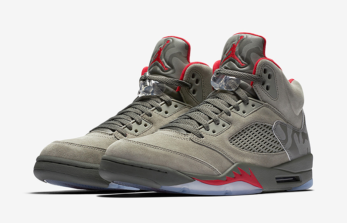 Air Jordan 5 Reflective Camo 136027-051 Buy adidas NMD Nike Jordan VoporMax Sneakers Trainers in UK EU DE Europe Germany for Man and Women 01