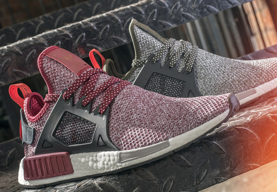 Footlocker exclusive adidas NMD XR1